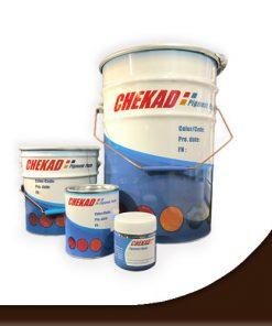 خمیررنگ-قهوه ای-خمیر-پیگمنت-8017-چکاد-شیمی-پوشش-کالا